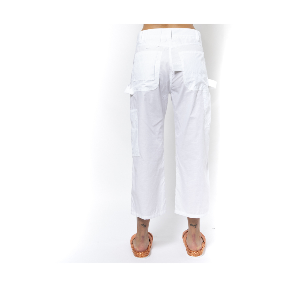 White trousers  Maison Margiela  Chinosy  Showroom.pl O0bFe