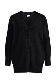 VICASSIE BUTTON KNIT CARDIGAN