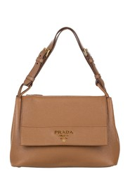 Vitello Daino Shoulder Bag