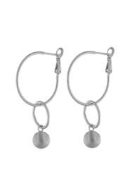 Earrings Tabitha Open Circle