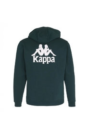 KAPPA WILLIE SWEAT HOOD, L, GREEN
