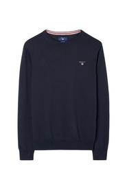 Cotton/Wool Crew Ullgenser