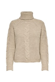 Daisy rollneck pullover knt