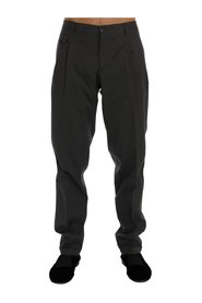 Striped Formal Pants