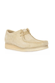 LOAFERS WALLABEE MAPLE