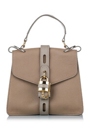 Aby Leather Satchel