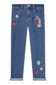 Unicorn Star Jeans