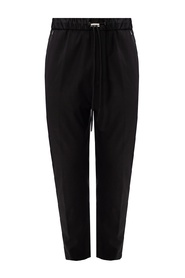 Trousers with drawstrings