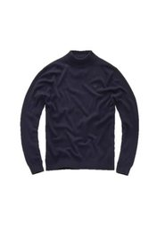 Core Mock Turtle Neck Knt