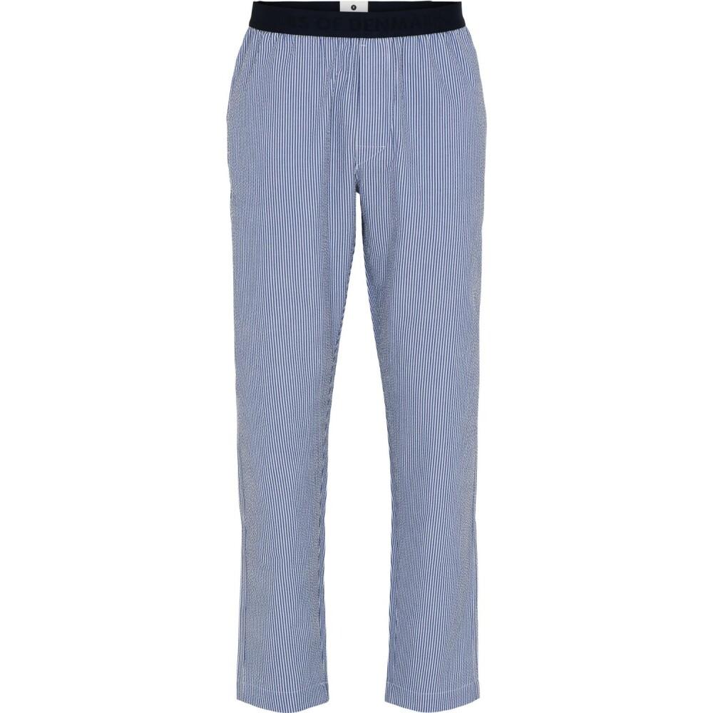 Seersucker bukser