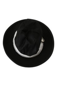 Classic Wide Brim Floppy Panama Hat
