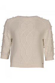 Margit Brand Delia Knit Cream 1061