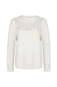 SP21.05010 Sweater lace purity