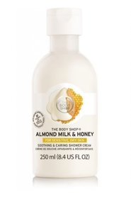 The Body Shop Almond Milk & Honey Showergel
