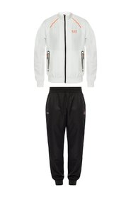 Sweatshirt and sweatpants set