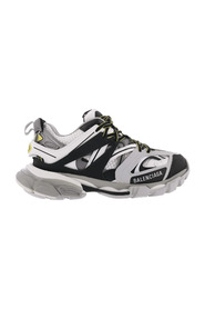 Track Tricolor Mesh Sneakers