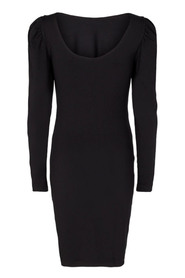 Stretch Sleeve Dress