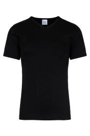 Herre V-Shirt Egyptisk Bomull