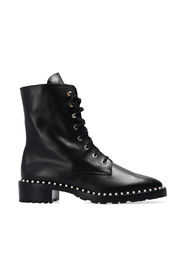 Allie leather ankle boots