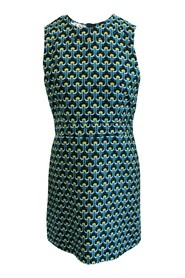 Printed Shift Dress -Pre Owned Condition Excellent