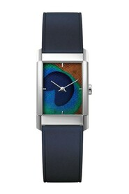 Paon leather watch