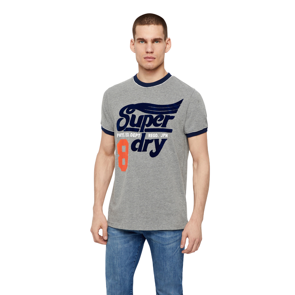 PITCH FIELD RINGER TEE