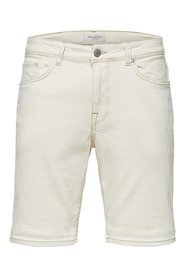 Denim short SLHALEX 6117 REGULAR FIT -