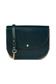 Ernest croco effect leather bag