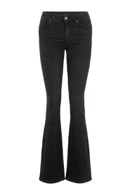 Flared Jeans Mid-waist