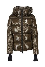 LAMINAR GLAZED RIPSTOP DOWN JACKET