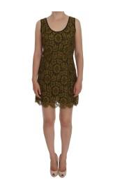 Floral Lace Short Mini Shift Dress