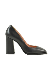 Leather Convertible Pumps