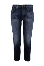 SEOUL CARROT FIT JEANS