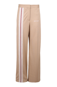 WIDE LEG FIT TRACK TROUSERS