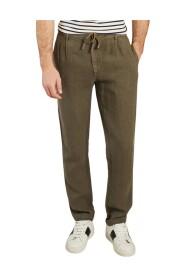 Linen Tanker Pants