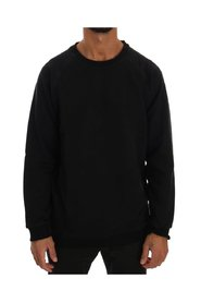 Crewneck Cotton Sweater