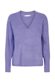 Cassini V-Neck Knit 1