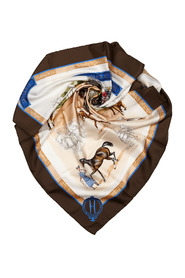 Les Haras Nationaux Silk Scarf
