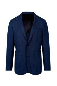 Blå Riccovero Cannes Jacket Blazer
