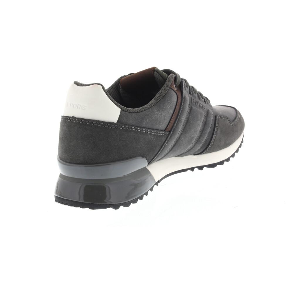 Gray veterschoenen 2042-471516 r230 | Björn Borg | Sneakers | Herenschoenen