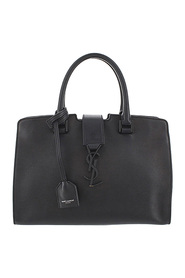 Baby Downtown Cabas Leather Handbag