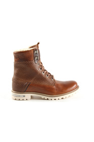 cognac Bjorn Borg Kenna High veterschoenen