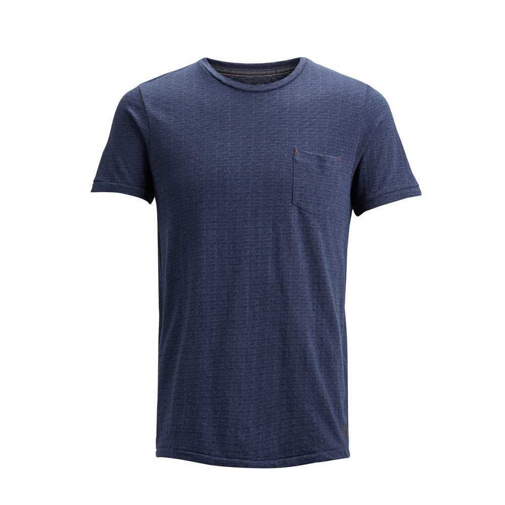 T-shirt Slim fit plain