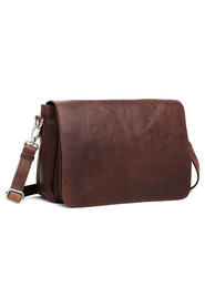Catania Pilou A4 oblong bag with flap