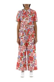 Poppy printed jumpsuit