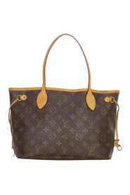 Pre-owned Monogram Neverfull PM Canvas
