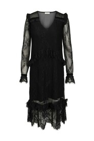 Fay loose dress lace dress