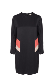 Black Mos Mosh Madden Cobb Dress