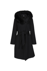 Studio wool coat