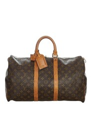 Pre-owned Monogram Keepall 45 Canvas